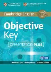 Objective Key Second edition Presentation Plus DVD-ROM