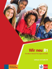 Wir neu B1 Lehrbuch met Audio-CD