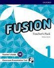 Fusion Level 1 Teacher's Pack