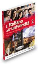 L'italiano all'universita 2 SB + WB + Audio CD
