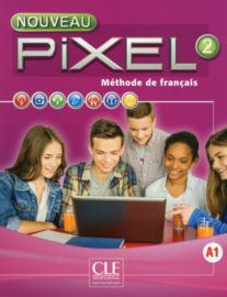 Nouveau Pixel 2 - Niveau A1 - Livre + DVD