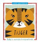 Knisperboek Tijger (Wee Gallery) (Paperback / softback)