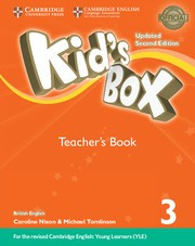 Kid's Box Updated Second edition Level3 Teacher's Book