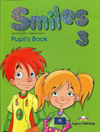 Smiles 3 Pupil's Book With Iebook (& Let's Celebrate) (international)