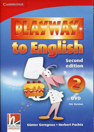 Playway to English Second edition Level2 DVD PAL