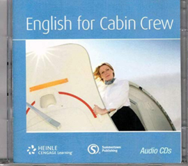 Cabin Crew English Audio Cd (x1)
