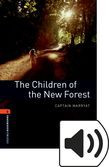 Oxford Bookworms Library Stage 2 The Children Of The New Forest Audio