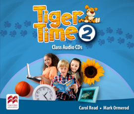 Tiger Time 2 Class Audio CD (2)