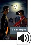 Dominoes Two V Is For Vampire Audio