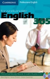 English365 Level3 Personal Study Book with Audio CD