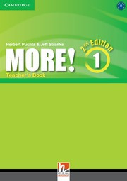 More! Second edition Level1 Teacher's Book