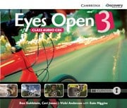 Eyes Open Level3 Class Audio CDs (3)