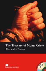 Treasure of Monte Cristo, The Reader with Audio CD