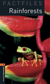 Oxford Bookworms 3e Fact File 2 Rainforests Mp3 Pack