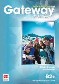 Gateway 2nd edition B2+ DSB Standard Pack