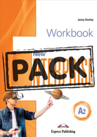 New Enterprise A2 Workbook With Digibook App.