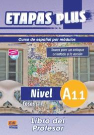Etapas Plus A1.1 - Libro del profesor