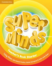 Super Minds Starter Teacher's Book