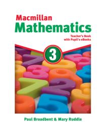 Macmillan Mathematics Level 3 Teacher's Book + eBook Pack