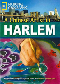 Footprint Reading Library 2200: A Chinese Artist In Harlem Book With Multi-rom (x1)
