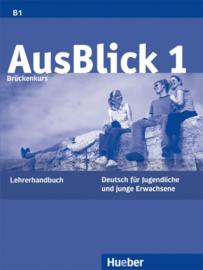 AusBlick 1 Brückenkurs Lerarenboek