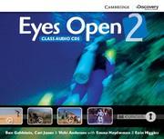Eyes Open Level2 Class Audio CDs (3)