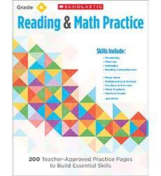 Reading  Math Practice: Grade 4