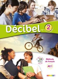 Décibel 2 Méthode de français A2.1 - Carte de téléchargement Premium élève/enseignant