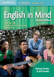 English in Mind Second edition Levels2Aand2B Combo Audio CDs (3)