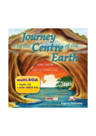 Journey To The Centre Of The Earth Multi-rom Pal