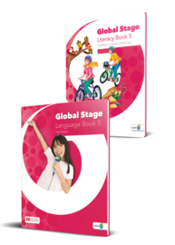 Global Stage Level 5 Literacy Book and Language Book with Navio App