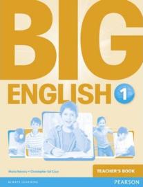 Big English Level 1 Teacher's Book - Engelstalig