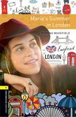 Oxford Bookworms Library Level 1: Maria's Summer In London