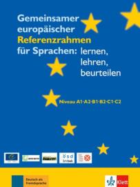 Gemeinsamer europäischer Referenzrahmen für Sprachen: lernen lehren beurteilen