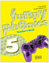 Funny Phonics 5 Τeacher's Book