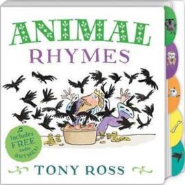 Animal Rhymes (My Favourite Nursery Rhymes Board Book) (Tony Ross) Board book
