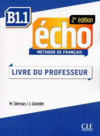 Echo - Niveau B1.1 - Guide pédagogique - 2ème édition