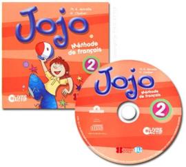 Jojo 2 Class Digital Book - DVD