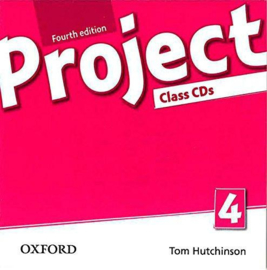 Project Level 4 Class Cd (2 Disc)
