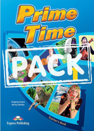 Prime Time 1 Teacher's Pack (international)
