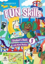 Fun Skills Level 3 Student's Book with Home Booklet and Downloadable Audio