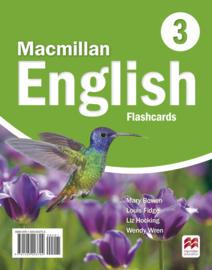 Macmillan English Level 3 Flashcards