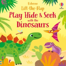 Play Hide & Seek with the Dinosaurs