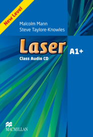 Laser 3rd edition Laser A1+  Class Audio CD