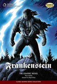 Comics: Frankenstein Book With Audio Cd (x1)