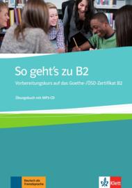 So geht's zu B2 Übungsbuch + MP3-CD