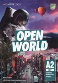Open World Key Student's Book without Answers with Online Practice