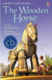The Wooden Horse Book with CD
