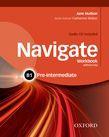 Navigate B1 Pre-intermediate Workbook With Cd (without Key)