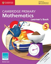 Cambridge Primary Maths Stage5 Learner's Book